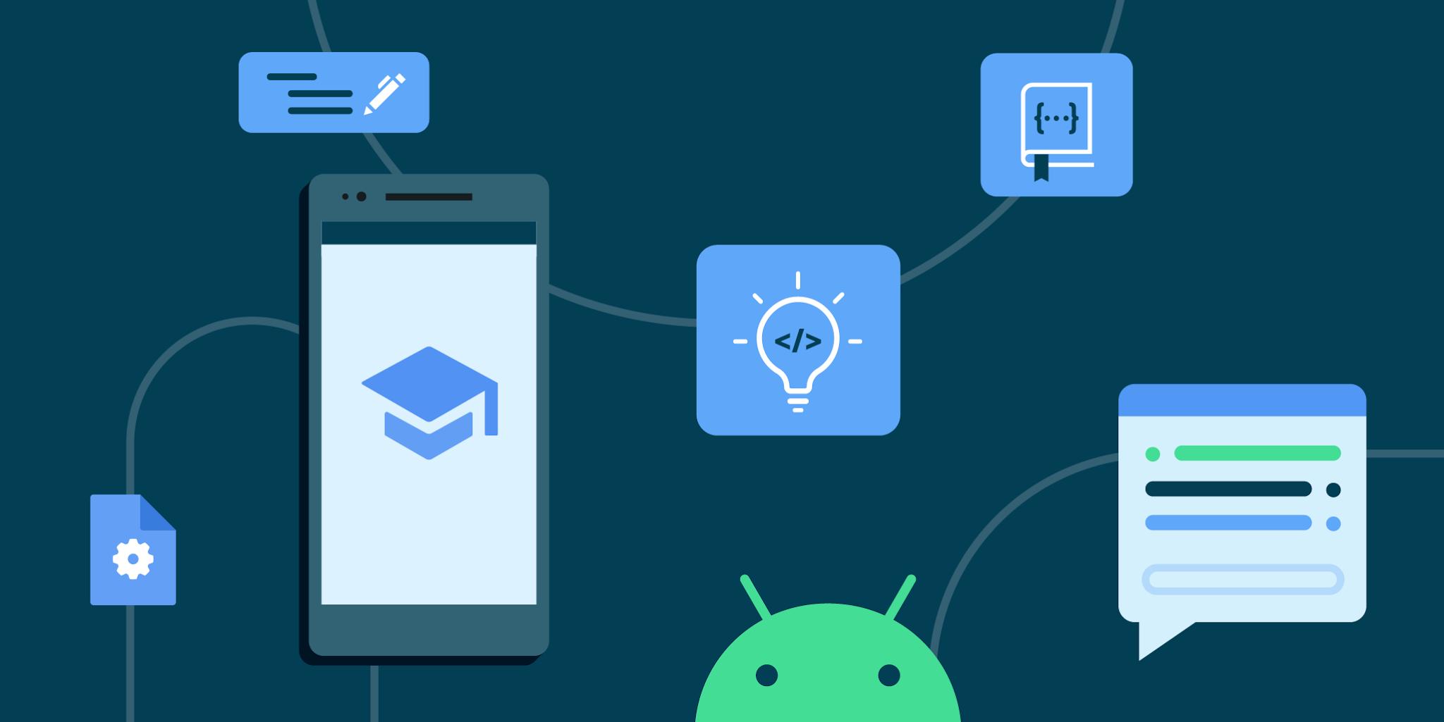 Recursos para Profesores Especializados en el Aprendizaje de Android